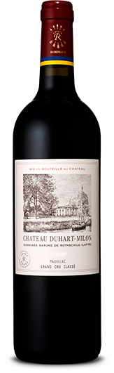 Bottle shot - Ch Duhart Milon