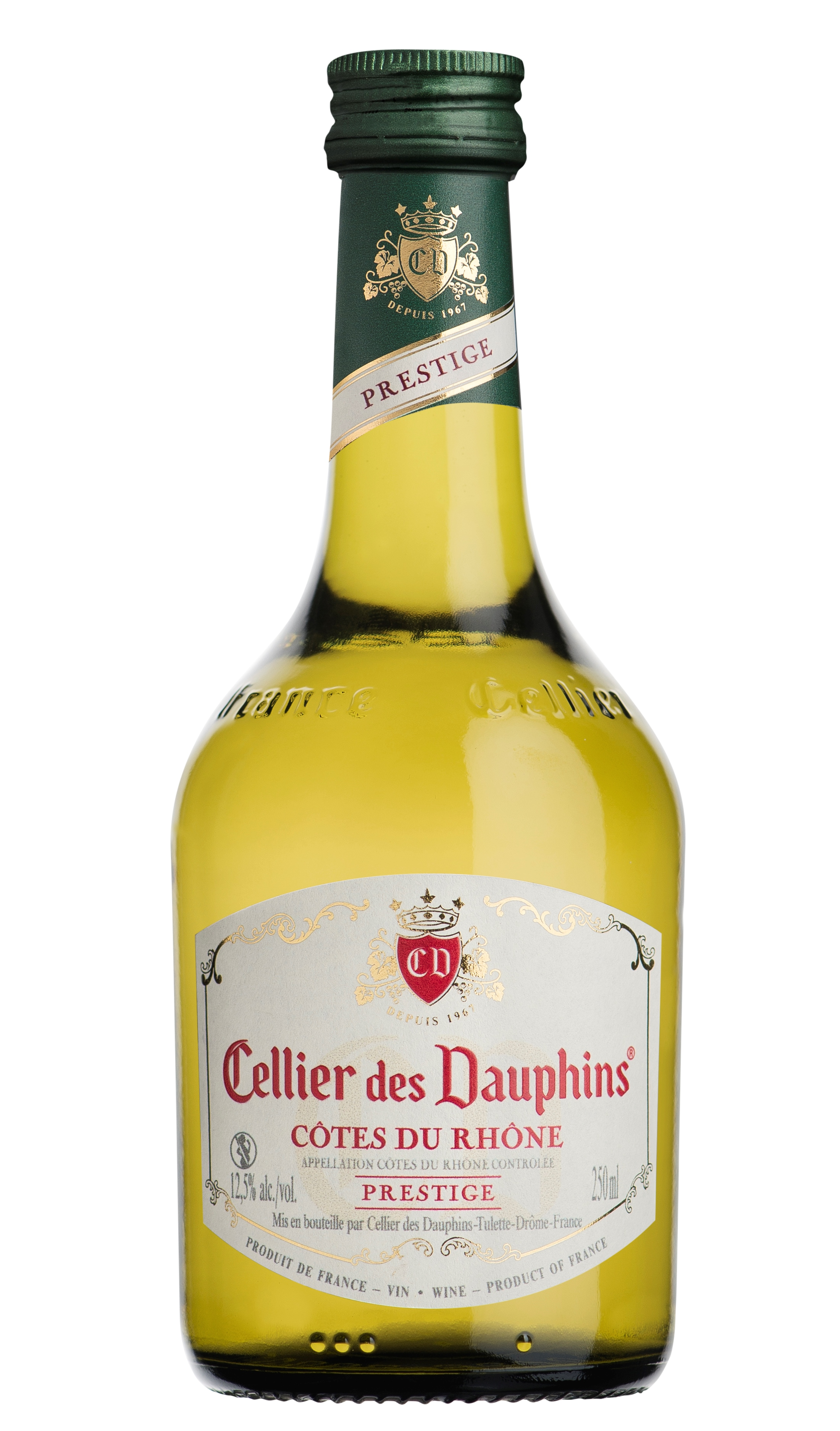 Cellier des Dauphins Prestige 25CL Blanc NEW