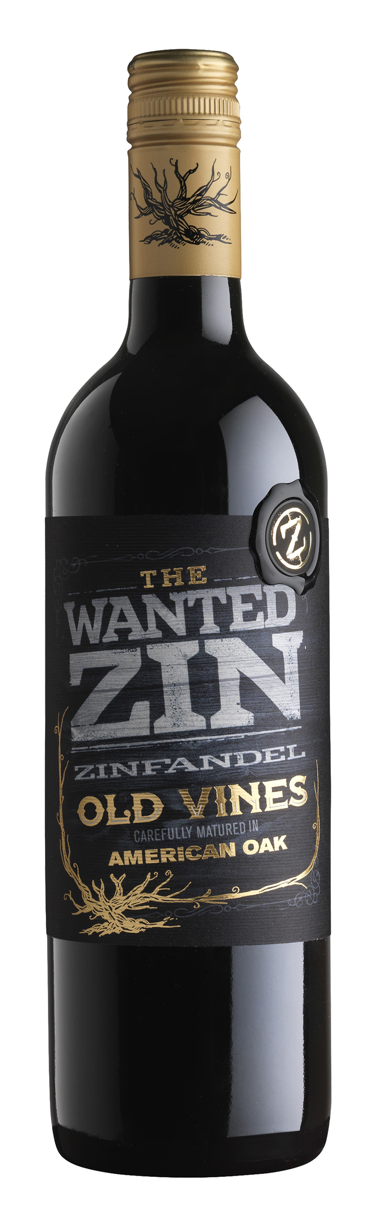 The Wanted Zin Zinfandel IGT