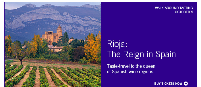 Rioja The Reign in Spain Event