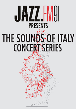 Jazz FM Italian series sign