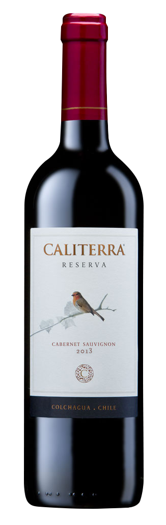Caliterra Rva Cab Sauv 2013 no background
