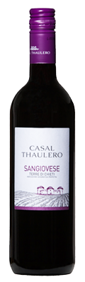 Casal Thaulero Sangiovese new label large