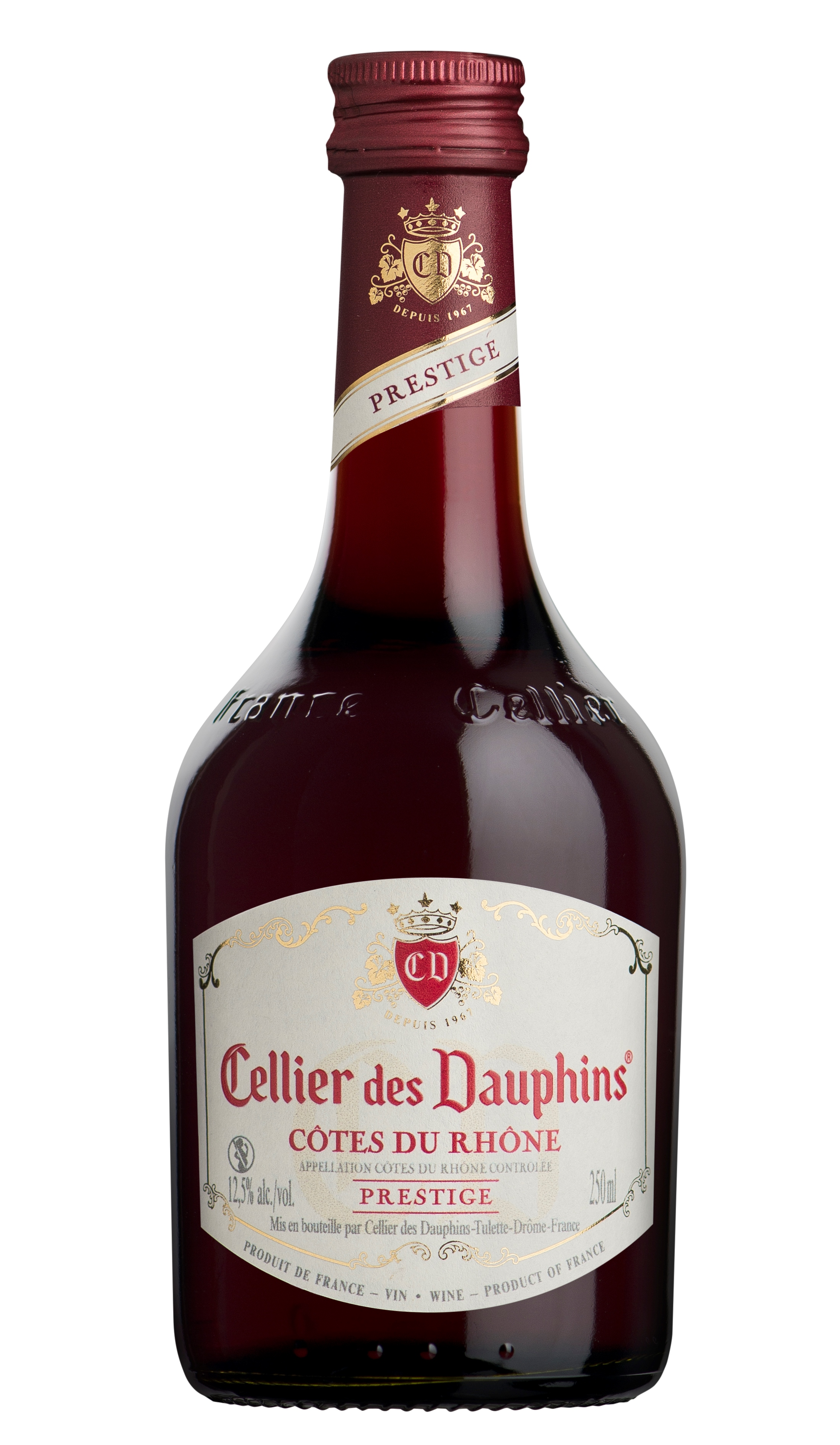 Cellier des Dauphins Prestige 25CL Rouge NEW