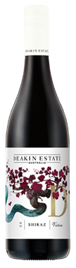 Deakin Estate Shiraz New Packaging