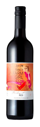 Fancy Farm Girl Red large