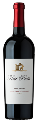 First Press NV Cab Sauv NEW