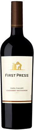 First Press Napa Cab Sauv Btl Shot