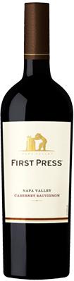 First Press Napa Cab Sauv large