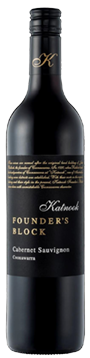 Katnook Founders Block Cab Sauv