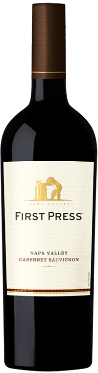 NV First Press Napa Cab Sauv Btl Shot