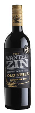 Wanted Zin Zinfandel IGT large