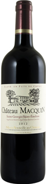 chateau macquin2012