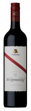 dArenberg Coppermine Road Cabernet Sauvignon Bottle