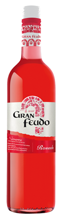 Gran Feudo Rosado new label large