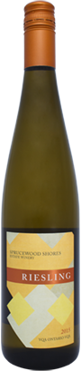 Spruewood Shores Riesling 2015 new label